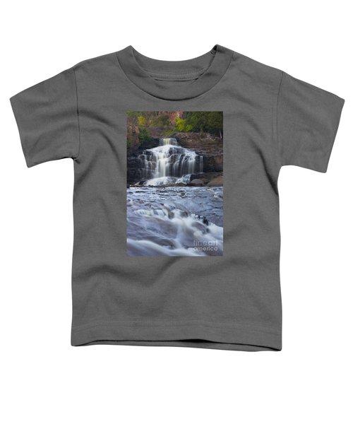 Gooseberry Falls North Shore Minnesota Toddler T-Shirt