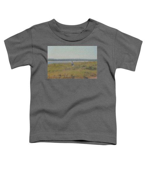 Gooseberry Island Westport Ma Toddler T-Shirt