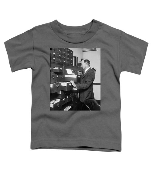 Government Entomologist Toddler T-Shirt