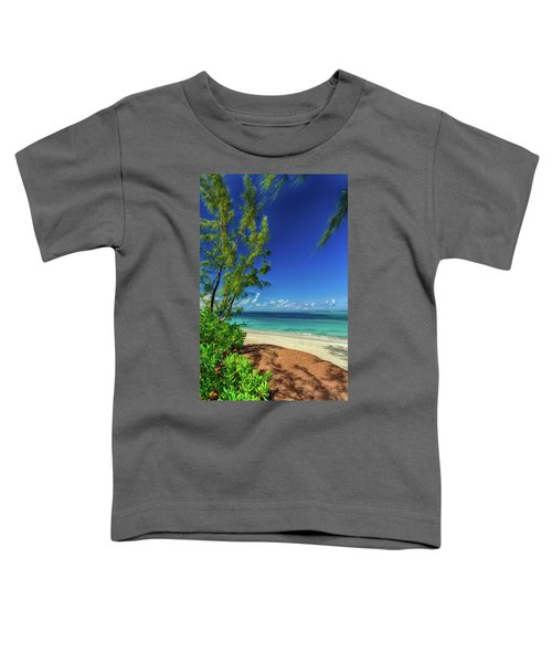 Grace Bay Toddler T-Shirt