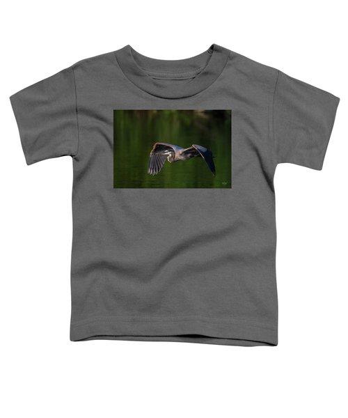 Graceful Flight Toddler T-Shirt
