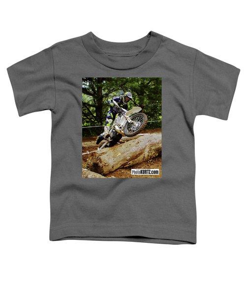 Graham Jarvis At 2017 Kenda Tennessee Knockout Enduro Toddler T-Shirt