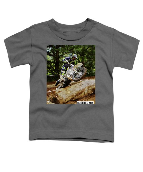 Graham Jarvis At 2017 Kenda Tennessee Knockout Enduro Toddler T-Shirt