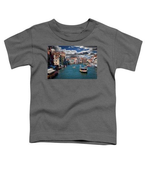 Grand Canal Daylight Toddler T-Shirt