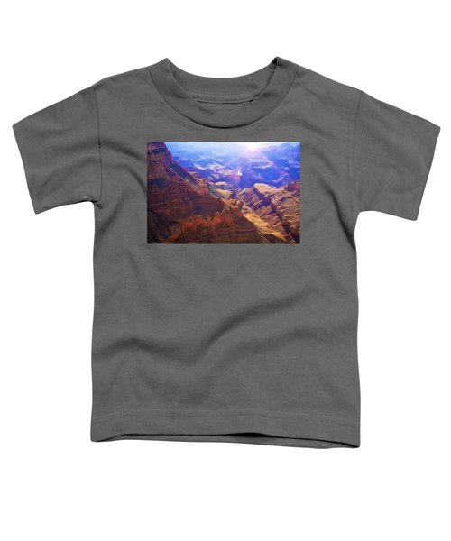 Grand Canyon Arizona 10 Toddler T-Shirt