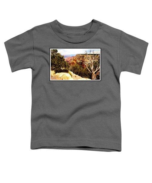Grand Canyon National Park, Arizona Toddler T-Shirt