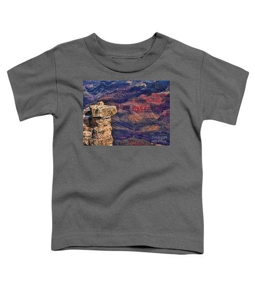 Grand Canyon Stacked Rock Toddler T-Shirt