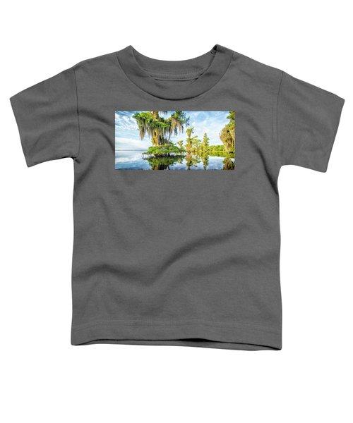 Grand Cypress Toddler T-Shirt