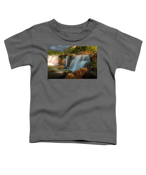 Grand Falls Toddler T-Shirt