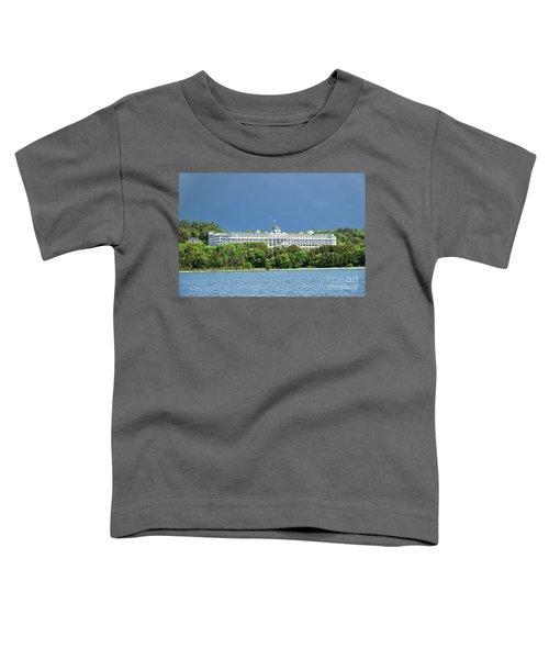 Grand Hotel Toddler T-Shirt