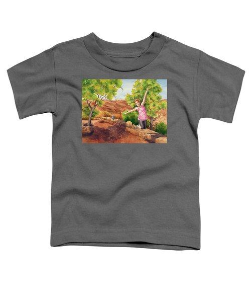Grand Leap Toddler T-Shirt