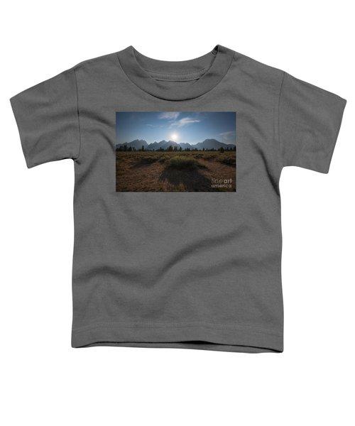 Grand Teton National Park  Toddler T-Shirt