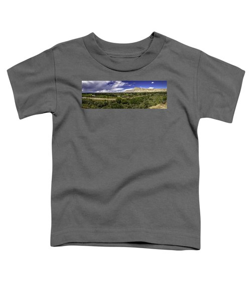 Grand Valley Panoramic Toddler T-Shirt