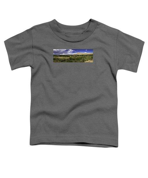 Grand Valley Panoramic Toddler T-Shirt