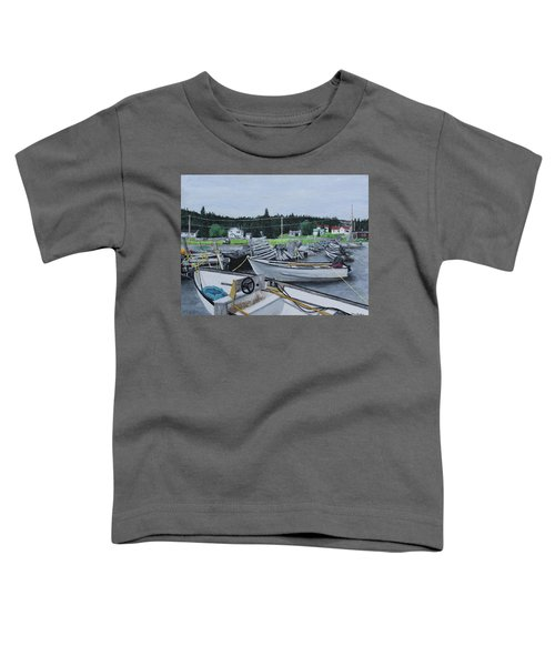 Grandfathers Wharf Toddler T-Shirt