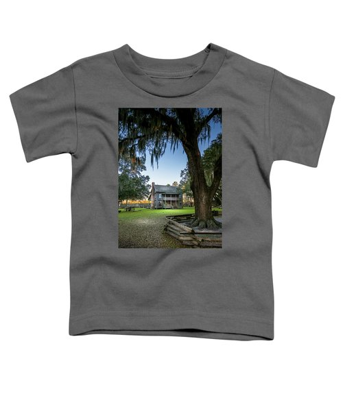 Grandpa's Place Toddler T-Shirt
