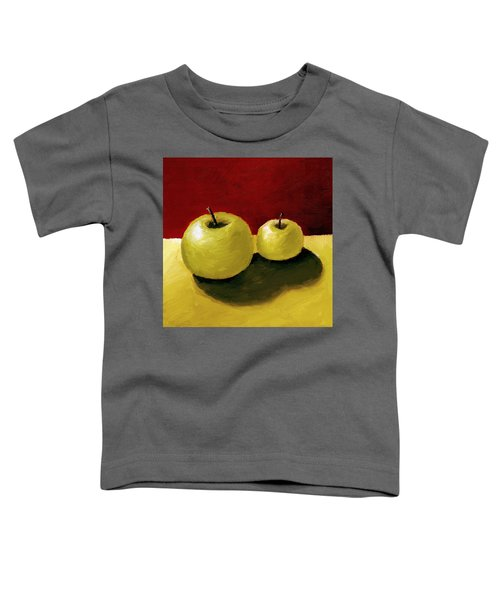 Granny Smith Apples Toddler T-Shirt
