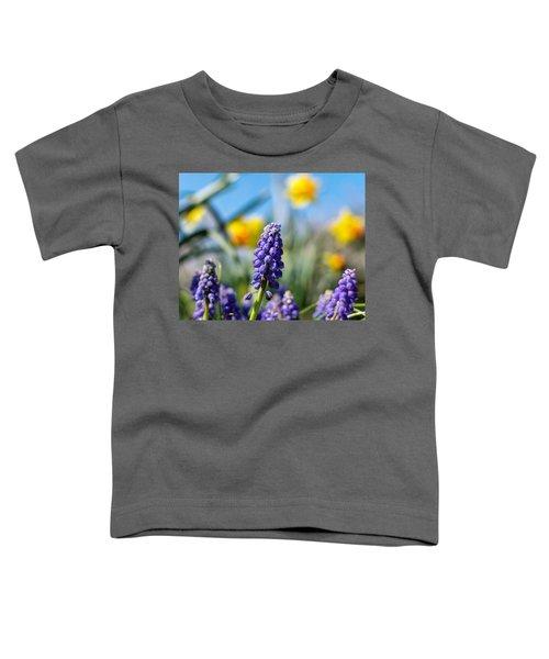 Grape Hyacinth Toddler T-Shirt