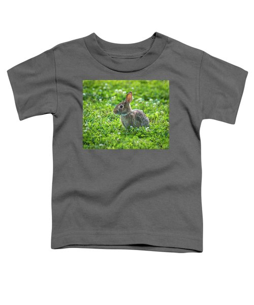 Toddler T-Shirt featuring the photograph Grass Hoppers by Bill Pevlor