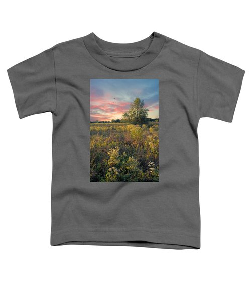 Grateful For The Day Toddler T-Shirt