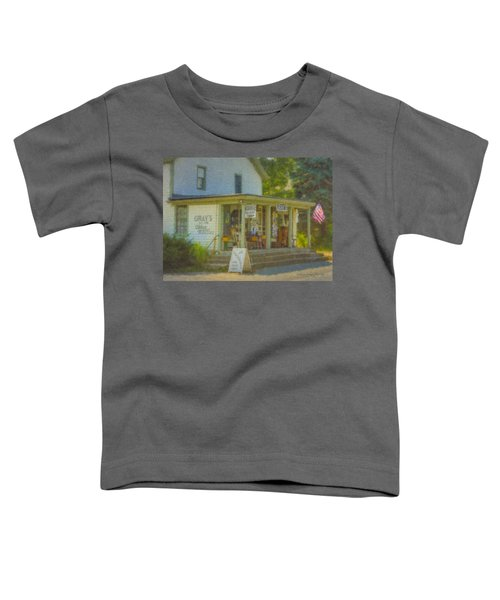 Gray's Store In Little Compton Rhode Island Toddler T-Shirt