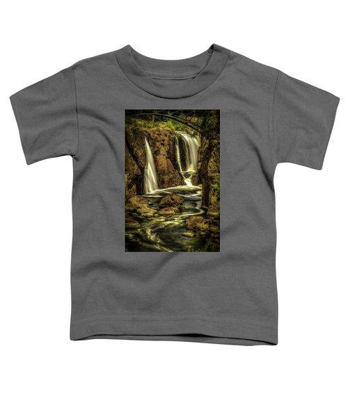 Great Falls Close Up Toddler T-Shirt