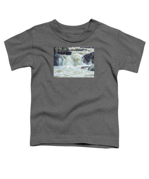 Great Falls Of The Potomac Toddler T-Shirt