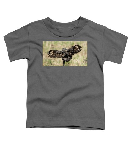 Great Grey's Back Toddler T-Shirt