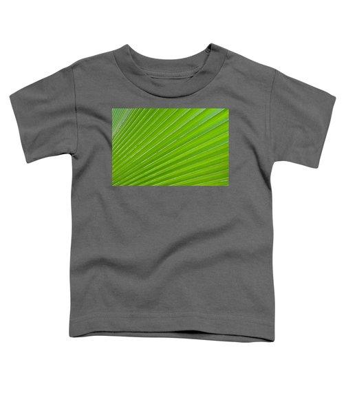 Green Abstract No. 1 Toddler T-Shirt