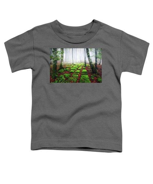 Green Brick Road Toddler T-Shirt