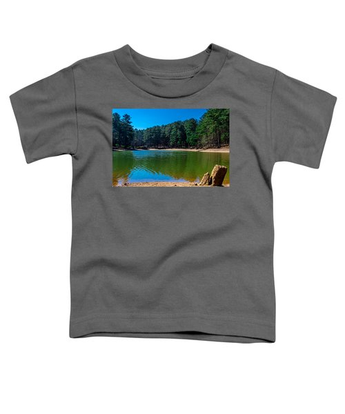 Green Cove Toddler T-Shirt