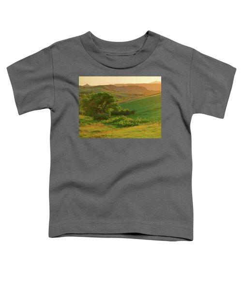 Green Dakota Dream Toddler T-Shirt