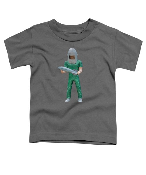 Green Giant Toddler T-Shirt