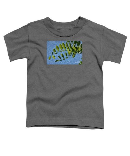 Green Leaves 2 Toddler T-Shirt