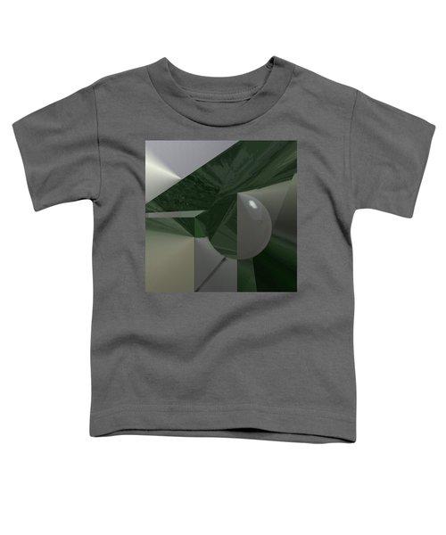 Green N Gray Toddler T-Shirt