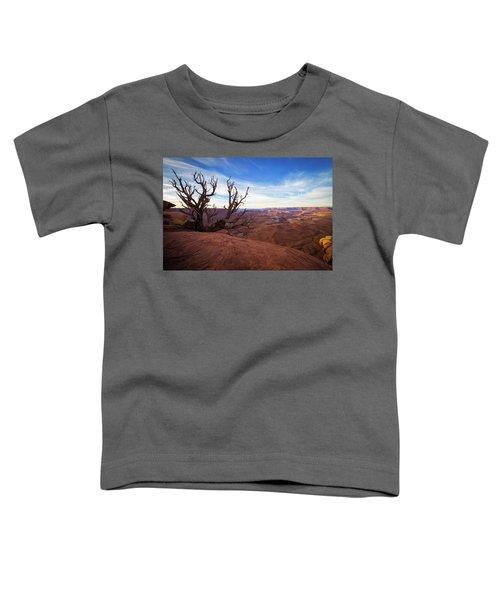 Green River Overlook Toddler T-Shirt