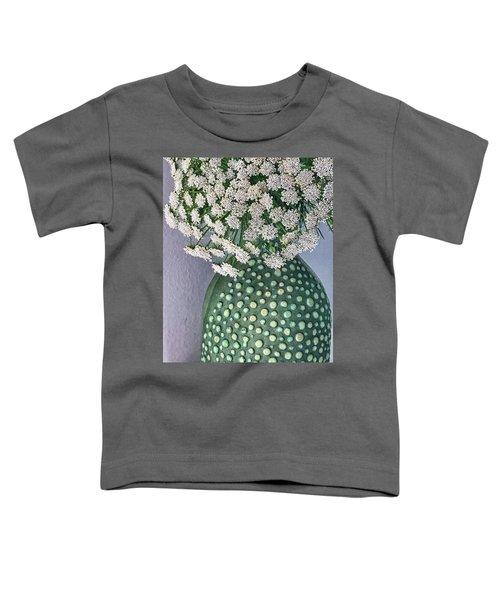 Green Slip Still Toddler T-Shirt