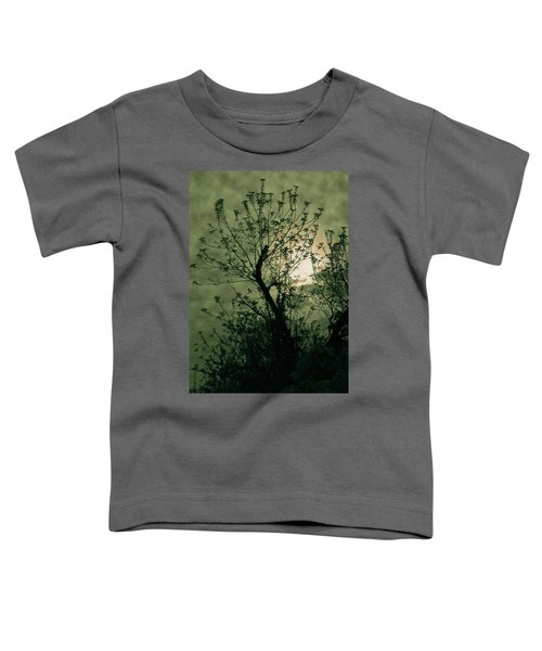 Green Sunset Toddler T-Shirt