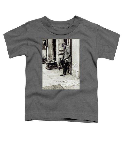 Greetings Toddler T-Shirt
