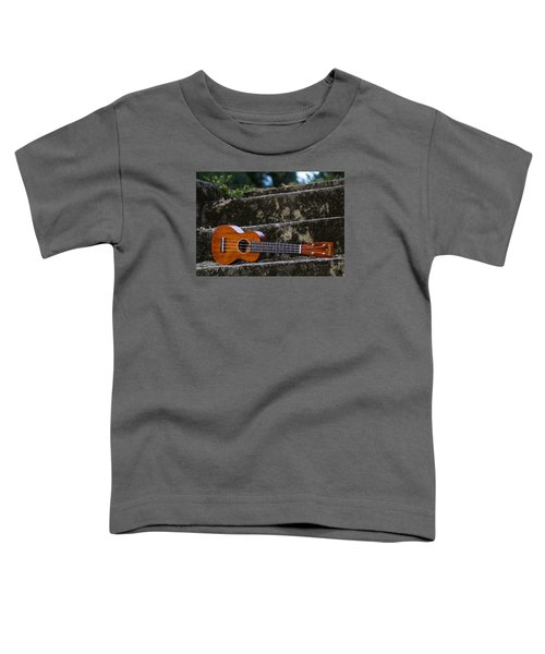 Gretsch Ukulele Toddler T-Shirt