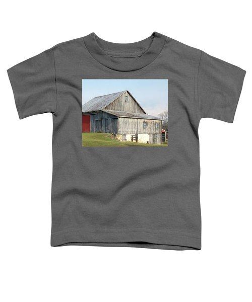 Rustic Barn Toddler T-Shirt