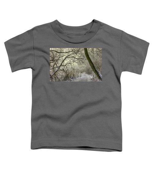 Grey Day #h1 Toddler T-Shirt