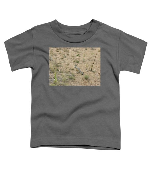Greyfox5 Toddler T-Shirt
