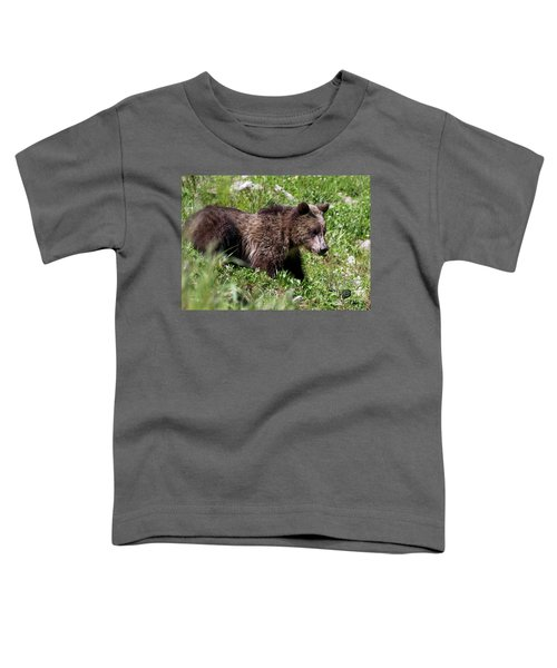 Grizzly Cub  Toddler T-Shirt