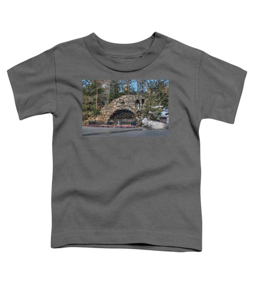 Grotto At Notre Dame University Toddler T-Shirt