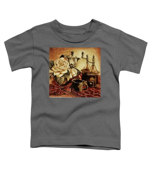 Grounded Roses 2 Toddler T-Shirt
