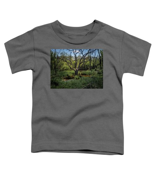 Growning From The Marsh Toddler T-Shirt