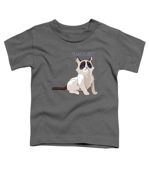 Grumpy Cat Toddler T-Shirt
