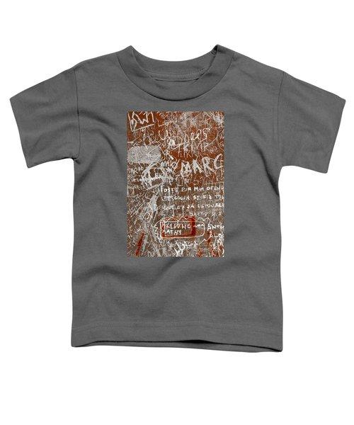 Grunge Background Toddler T-Shirt