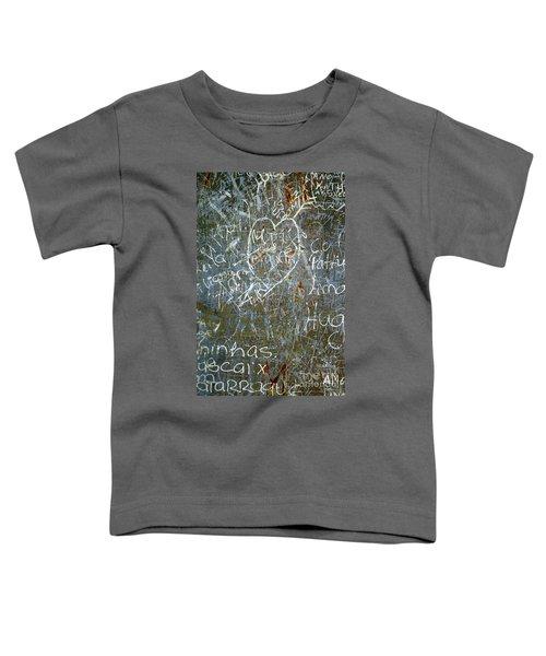 Grunge Background IIi Toddler T-Shirt
